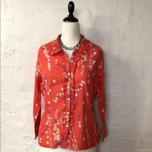 ANTHROPOLOGIE (by Odille) top - NWOT